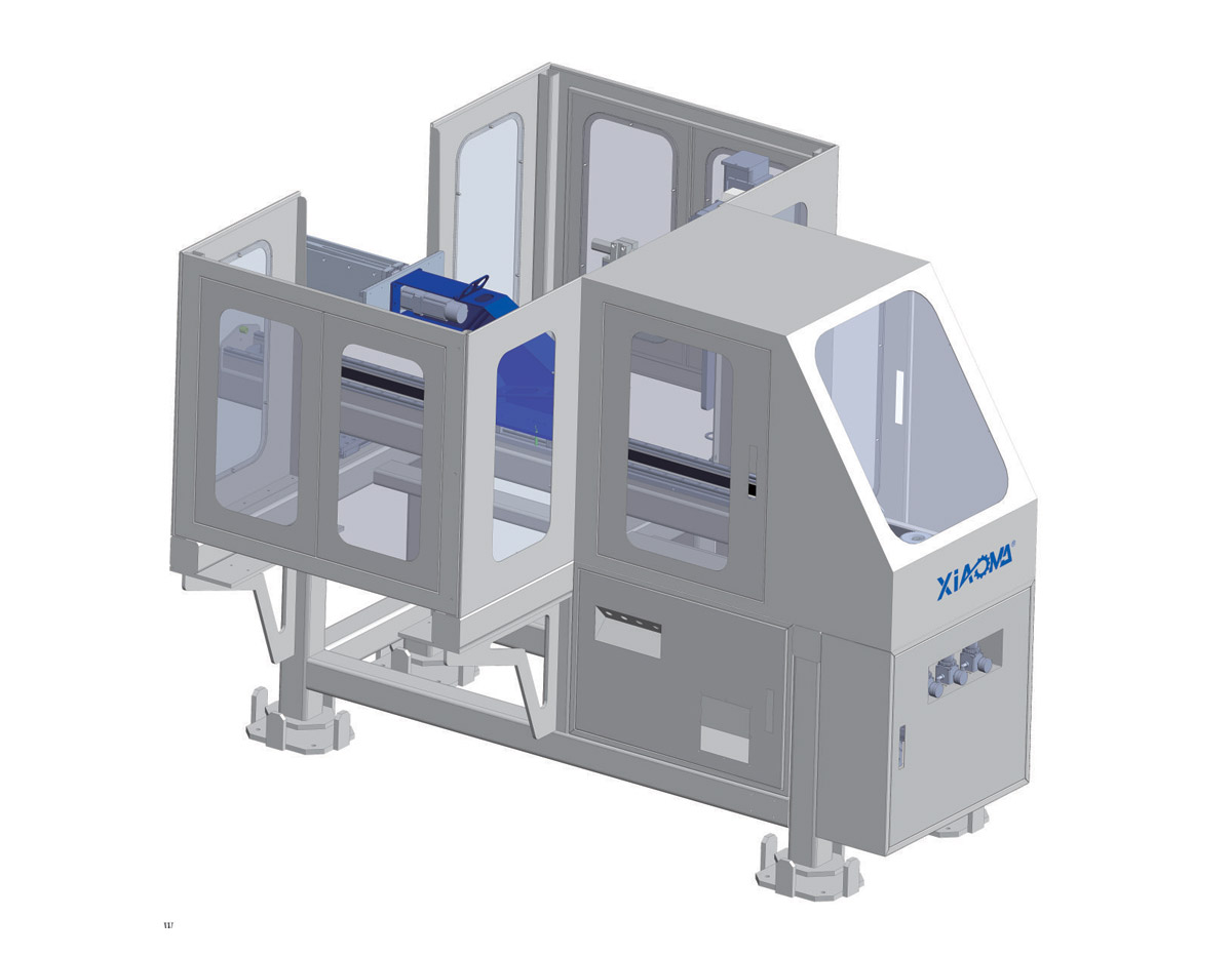 In-Mold Labelling Robot
